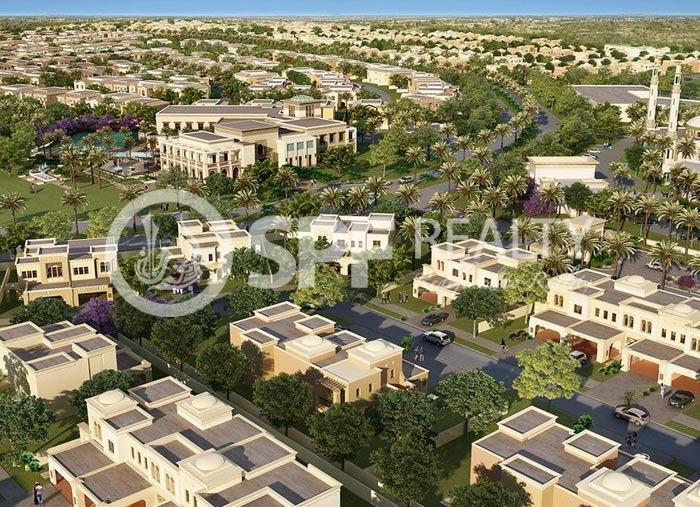 6 Bedroom Type 5 Villa in Rasha Arabian Ranches - Image 2