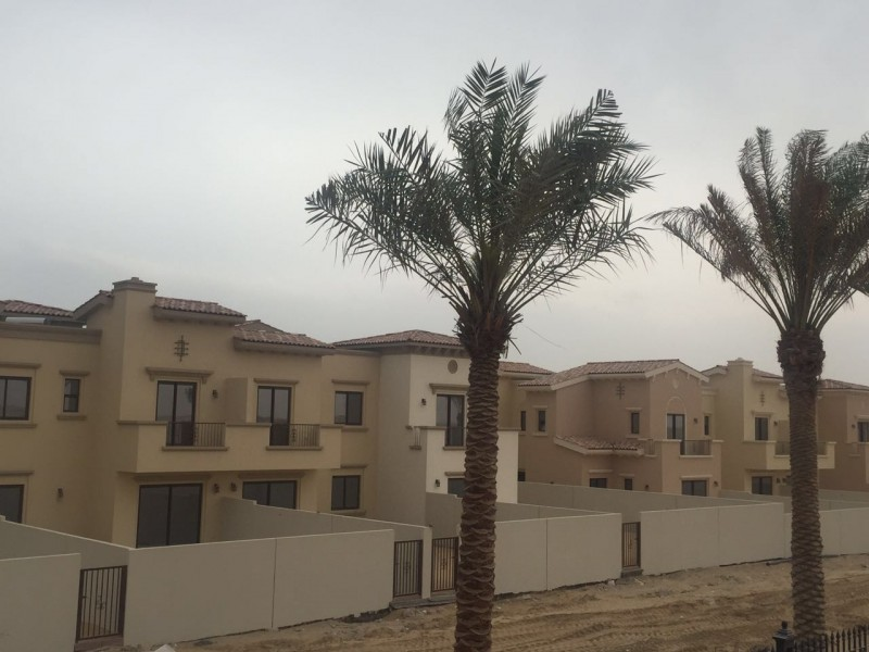 Type 1E Townhouse Single Row in Mira 1 at Reem - Image 1
