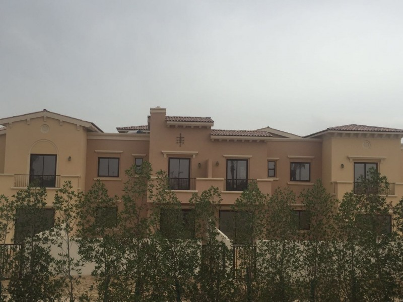 Type 1E Townhouse Single Row in Mira 1 at Reem - Image 3