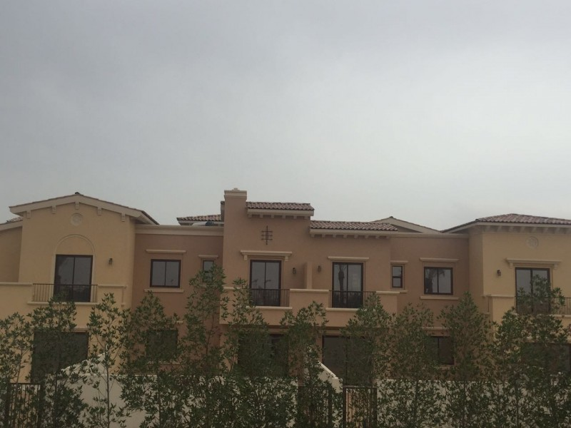Type 1E Townhouse Single Row in Mira 1 at Reem - Image 6