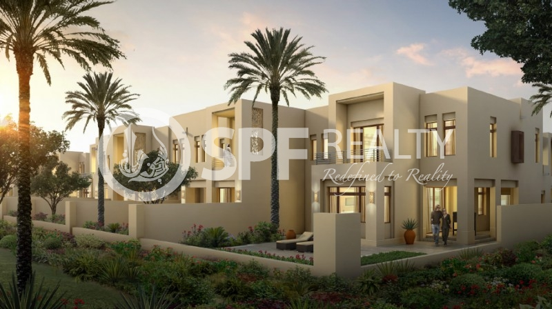 Type 1E Townhouse Single Row in Mira 1 at Reem - Image 10