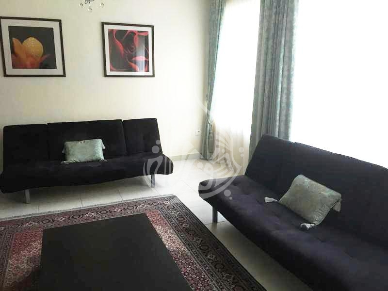 Fully furnished apt in Marina Quay North Dubai Marina - Image 1