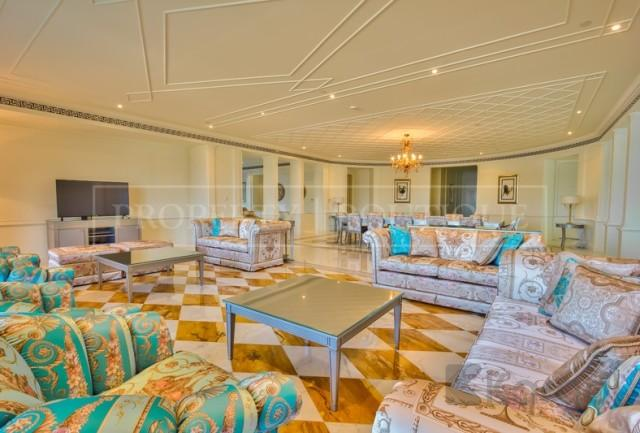 Exclusive 4BR Furnished Penthouse Palazzo Versace