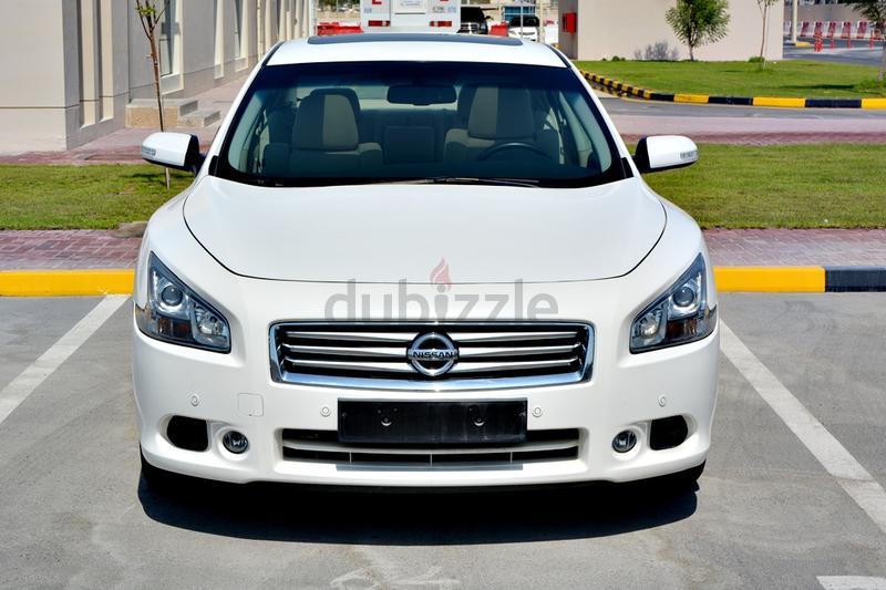 Nissan Maxima 2012 kargal