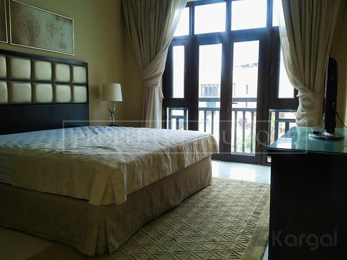 1 Bed | Fully Furnished | Al Bahar Residences - Image 1