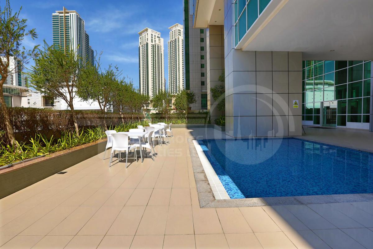 Studio - 1BR - 2BR - 3BR - 4BR Apartment - Abu Dhabi - UAE - Al Reem Island - Al Durrah Tower - Outside View (12).JPG