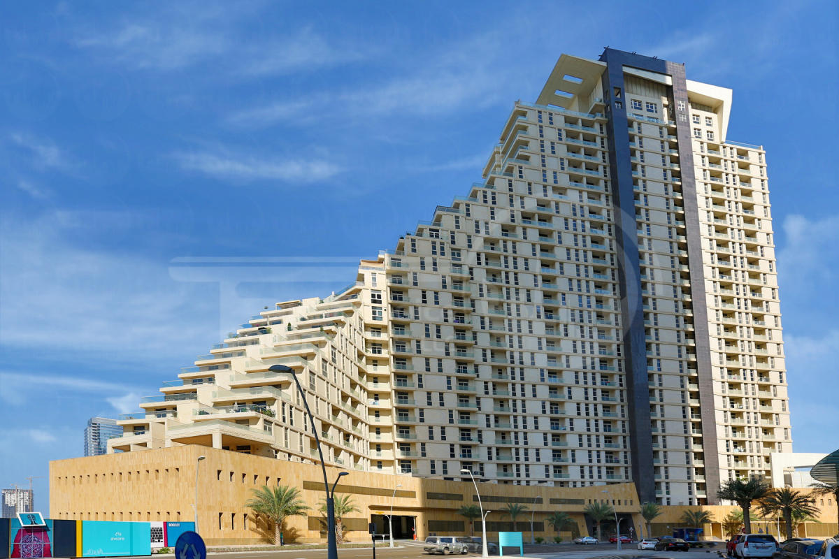 Studio - 1BR - 2BR - 3BR - 4BR Apartment - Abu Dhabi - UAE - Al Reem Island - Mangrove Place - Outside View (13).JPG