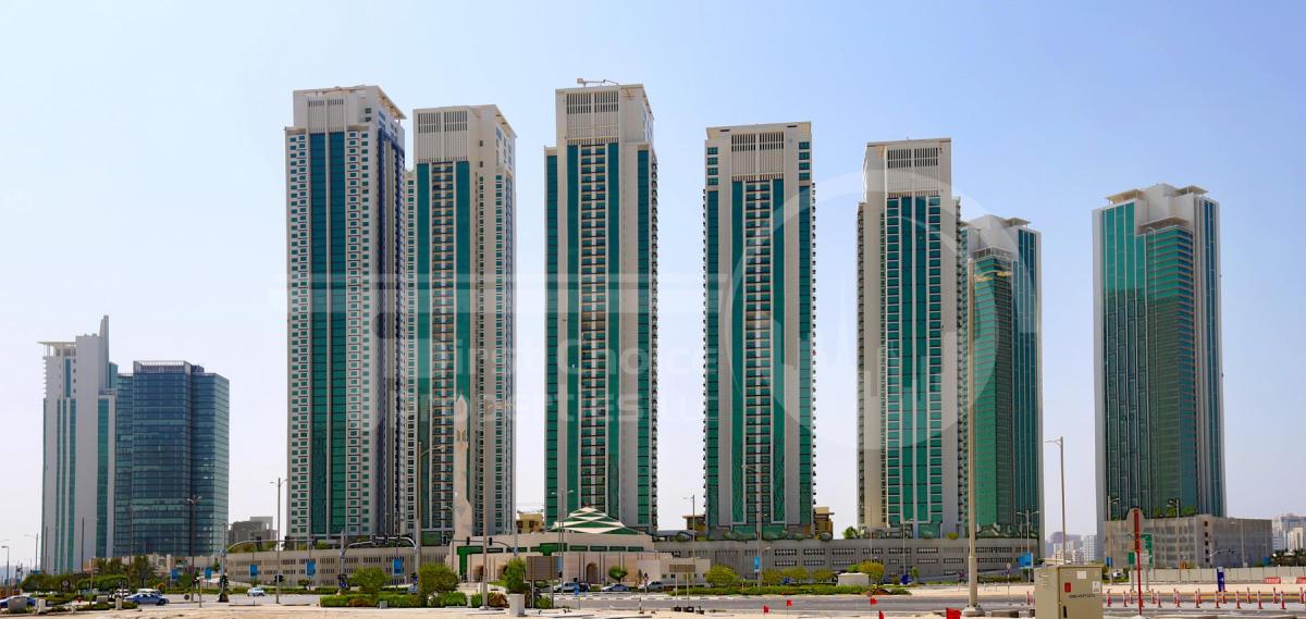 Studio - 1BR - 2BR - 3BR - 4BR Apartment - Abu Dhabi - UAE - Al Reem Island - Outside View (22).JPG