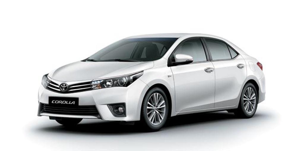 RENT A CAR (Toyota Corolla) - Image 1