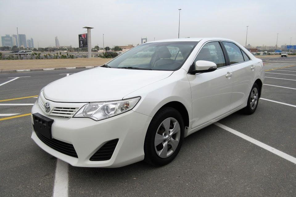 TOYOTA CAMRY 2014 MODEL WITH 100%BANK LOAN WITH OUT DOWN PAYMENT 0561885394 - Image 1