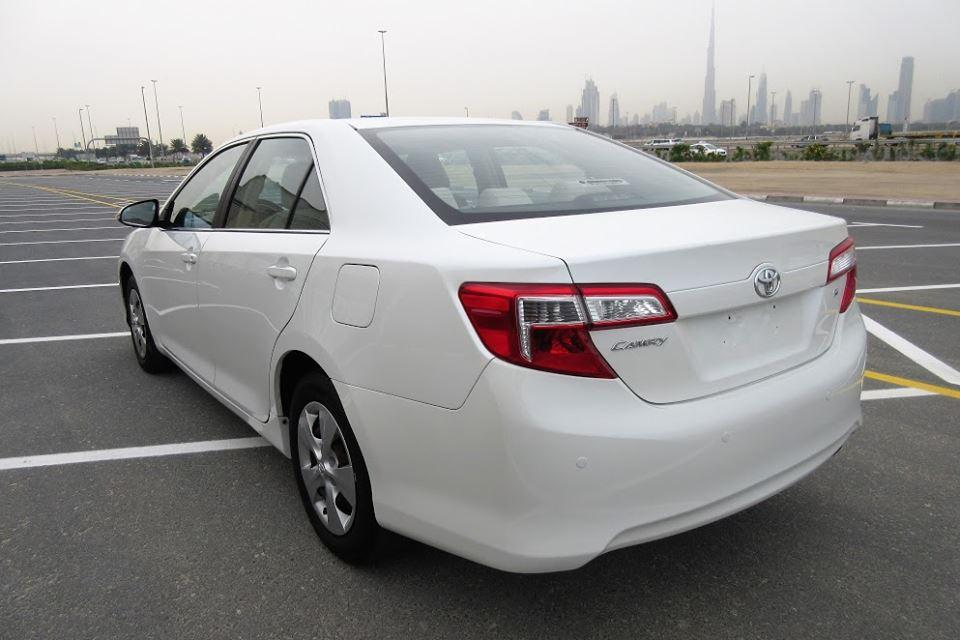 TOYOTA CAMRY 2014 MODEL WITH 100%BANK LOAN WITH OUT DOWN PAYMENT 0561885394 - Image 2