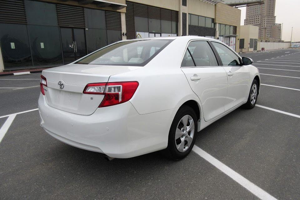 TOYOTA CAMRY 2014 MODEL WITH 100%BANK LOAN WITH OUT DOWN PAYMENT 0561885394 - Image 4