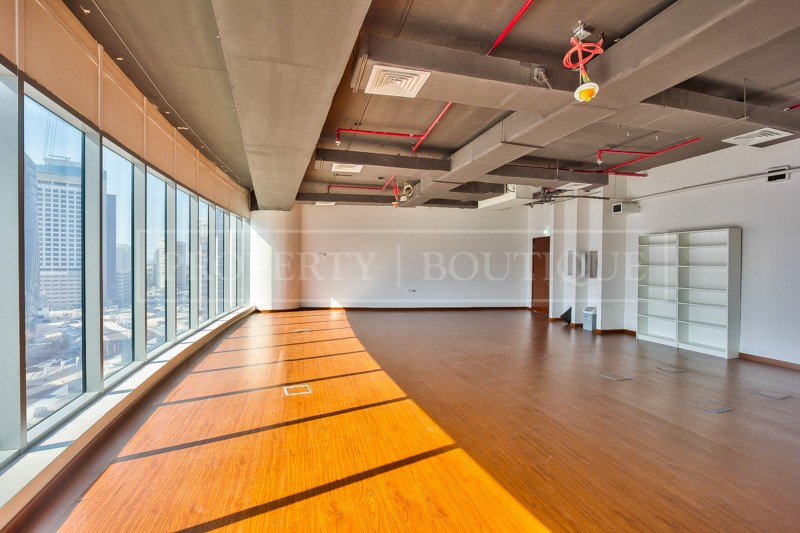 Fully Fitted Office space for rent in I-Rise Tower, Basha Heights - Image 2