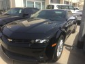CHEVROLET CAMARO 2015 BLACK FOR SALE WITHOUT DOWN PAYMENT