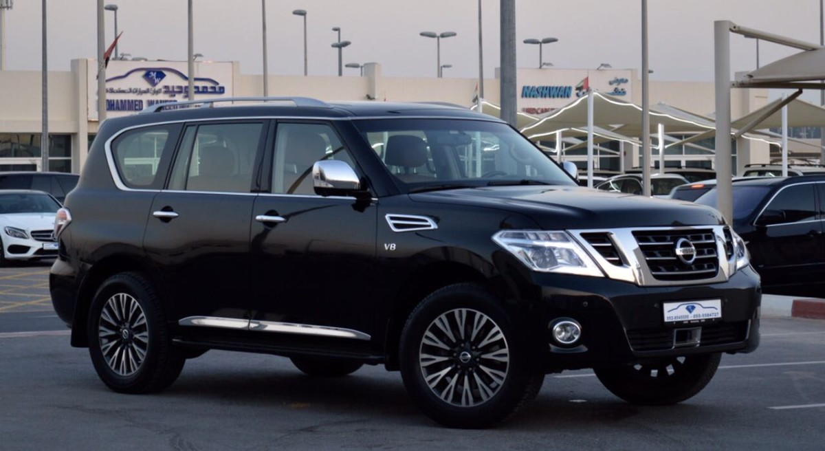Nissan patrol black 2014 v8 kargal uaemay 7 2017 nissan patrol black 2014 v8 vanachro Image collections