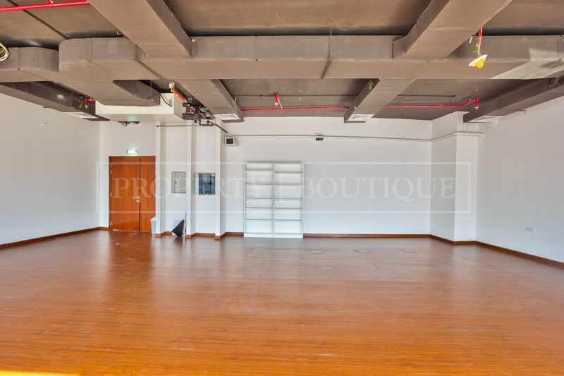Fully Fitted Office space for rent in I-Rise Tower, Basha Heights - Image 1
