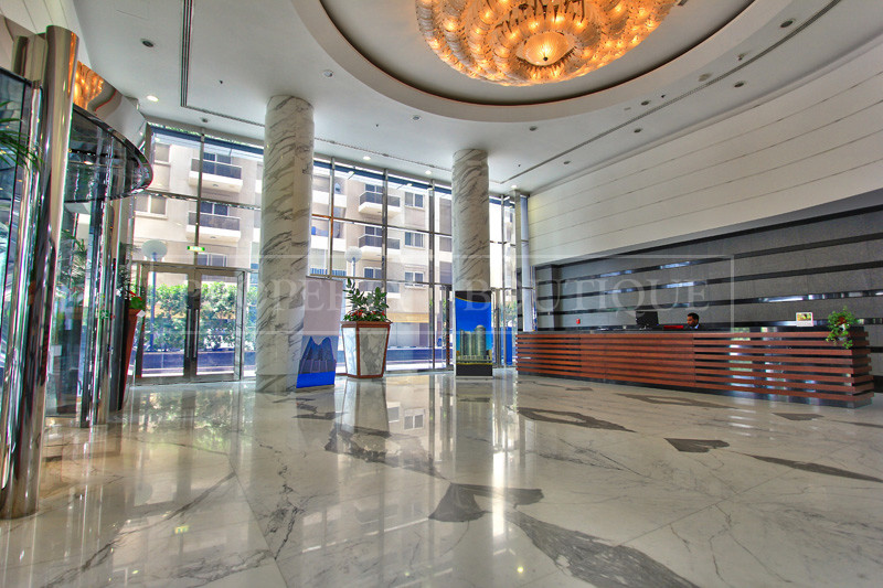 Fully Fitted Office space for rent in I-Rise Tower, Basha Heights - Image 5