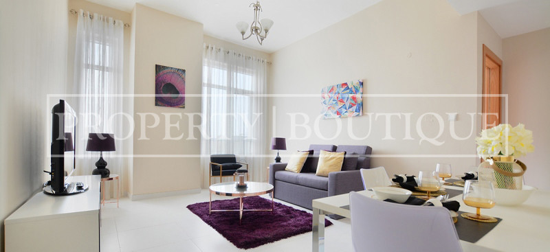 Lake view 1 Bed Apartment | Limelight Twin Towers - Image 1