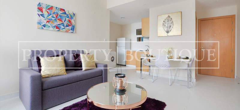 Lake view 1 Bed Apartment | Limelight Twin Towers - Image 2