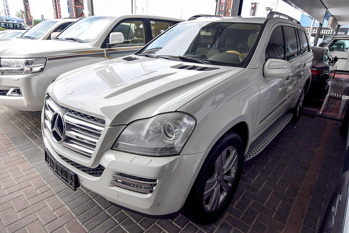 Mercedes benz gl500 2010 gcc spec price 85 000 kargal uae for Mercedes benz gl500