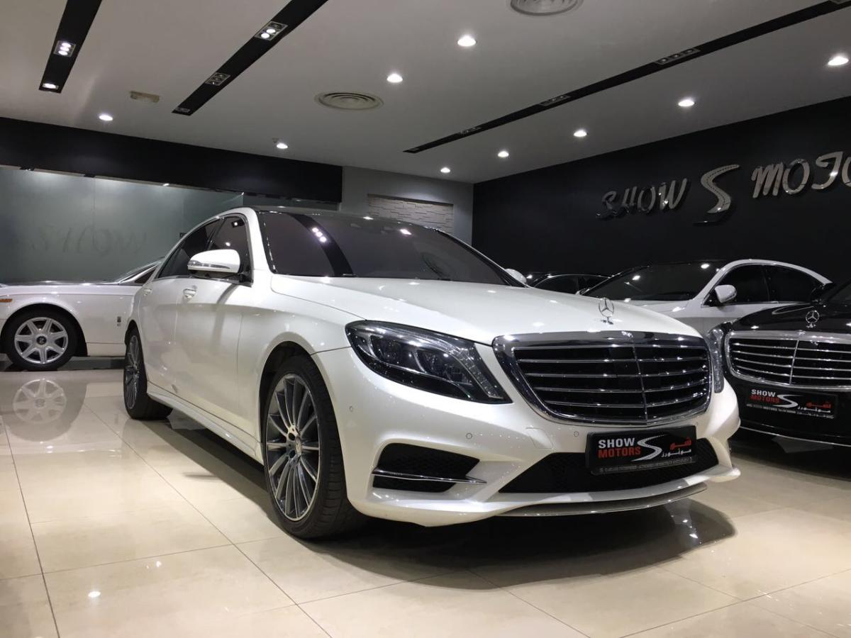 Mercedes benz s500 amg 2014 kargal uae for S 500 mercedes benz