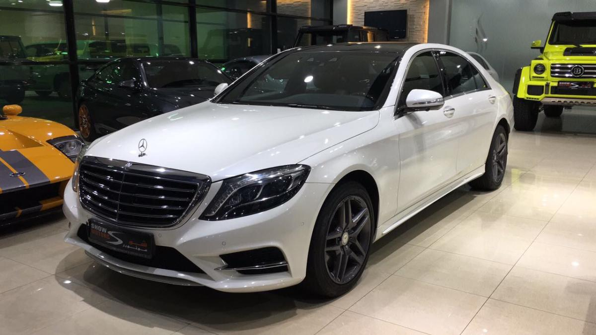 Mercedes benz s400 gcc 2014 kargal uae for Mercedes benz sales jobs