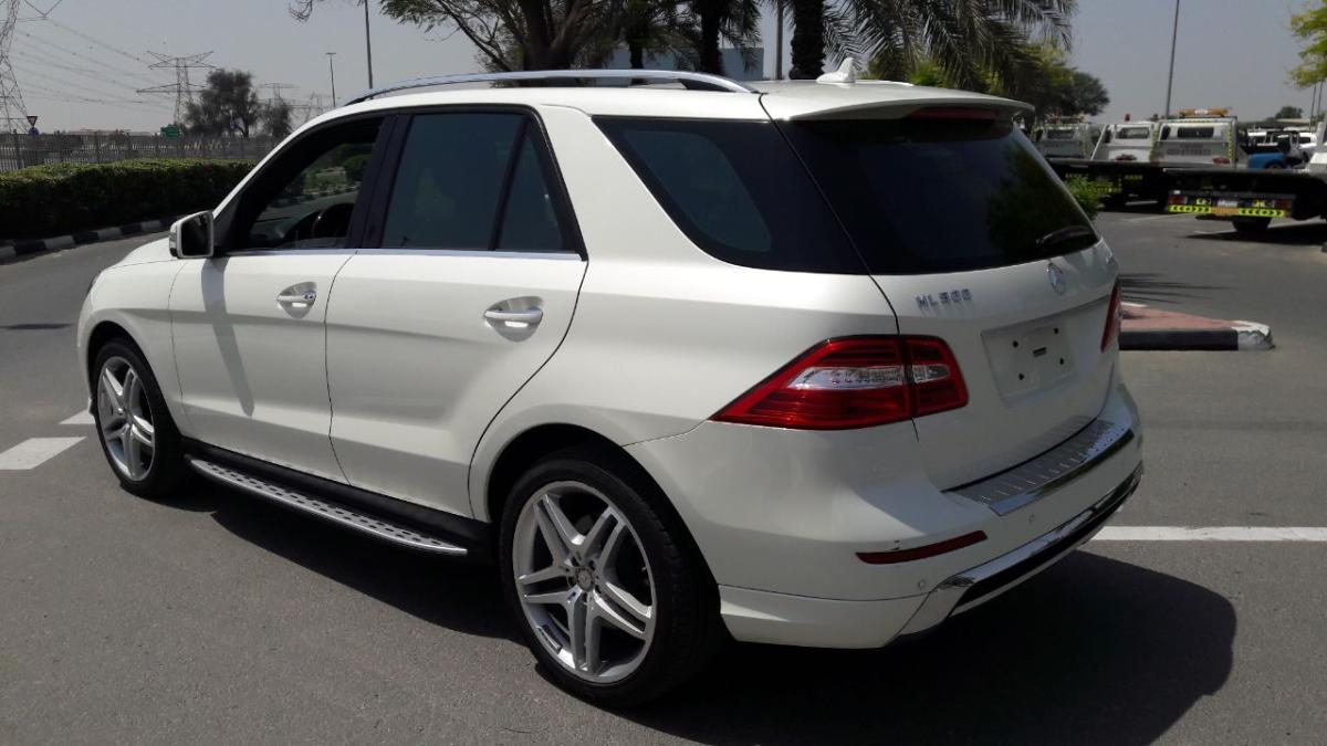 Mercedes benz ml 500 amg 2013 gcc spec kargal uae for 2017 mercedes benz ml500 price