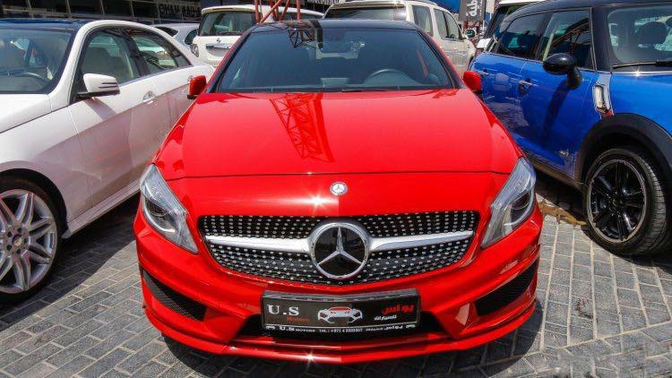 Mercedes Benz A250 Sport10.jpeg