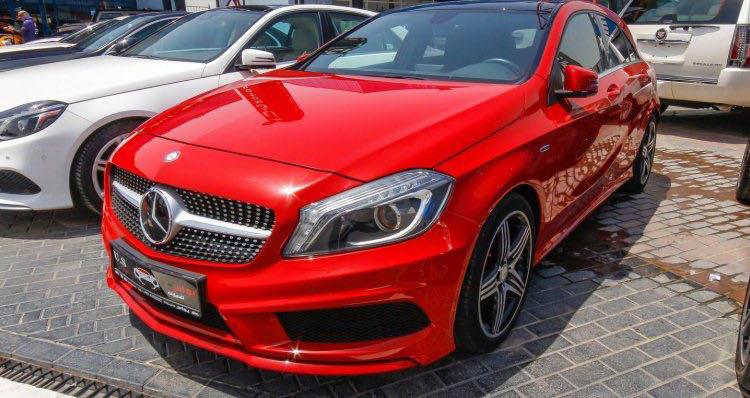 Mercedes Benz A250 Sport9.jpeg