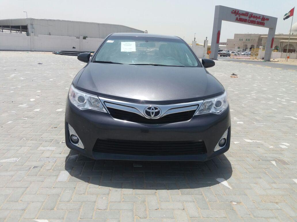 toyota camry 2012 usa spec black price 29000 kargal uae. Black Bedroom Furniture Sets. Home Design Ideas