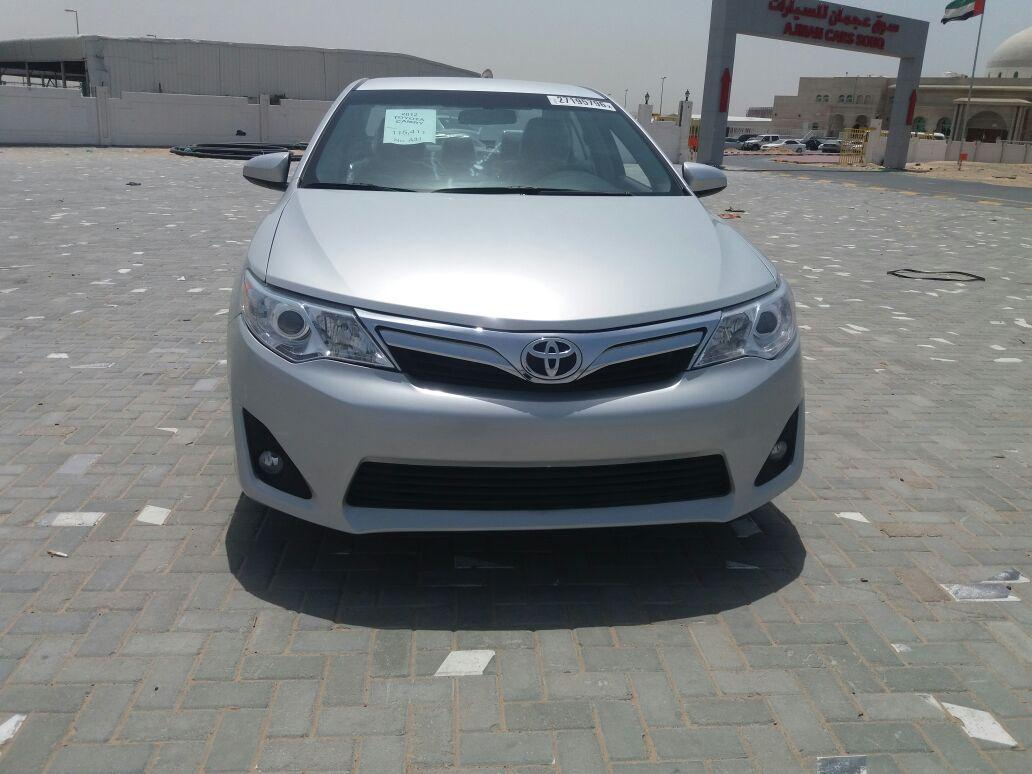 toyota camry usa spec silver color price 29000 kargal uae. Black Bedroom Furniture Sets. Home Design Ideas