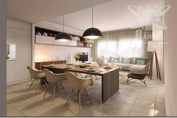 Luxurious 2 Bedroom Apartment in Hayat by Nshama - Image 1
