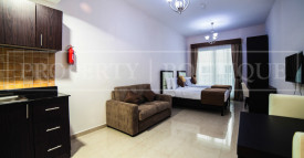 AED 4500/Month Serviced Apartment (Bulk Deals Only)