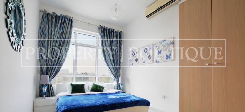 Lake view 1 Bed Apartment | Limelight Twin Towers - Image 5