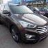 HYUNDAI SANTA FE 2016 BROWN  GCC SPEC