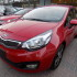 KIA RIO 2015 RED GCC FOR SALE