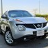 NISSAN JUKE 2011 SILVER FOR SALE