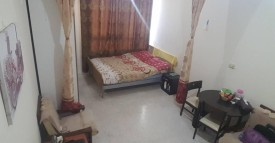 Furnished Master bedroom for Indian /SriLankan couple