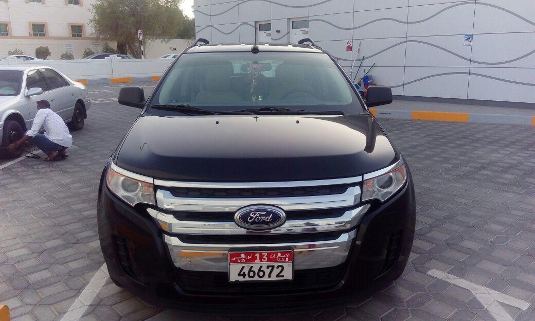 Ford Edge SE 2013 GCC specification