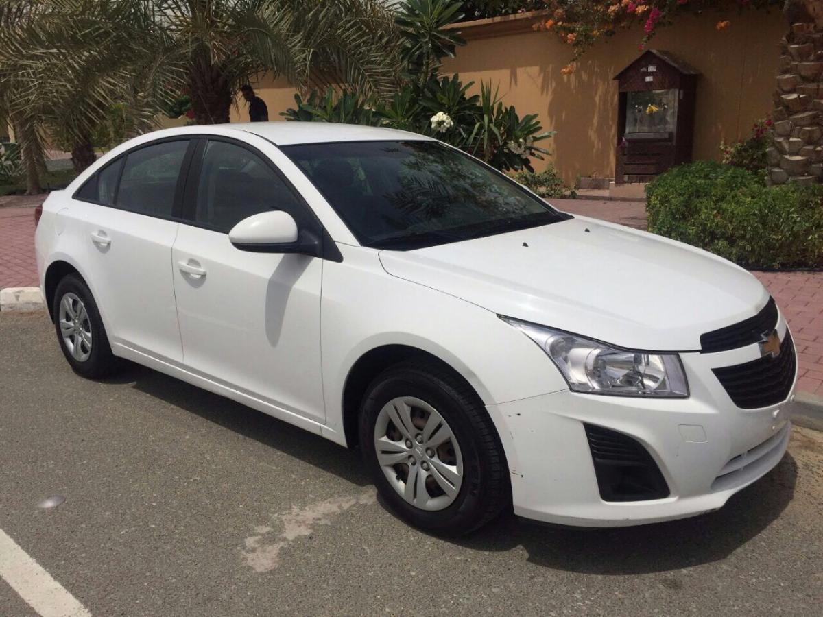 CHEVROLET CRUZE 2013 GCC ZERO DP 100% BANK FINANCE