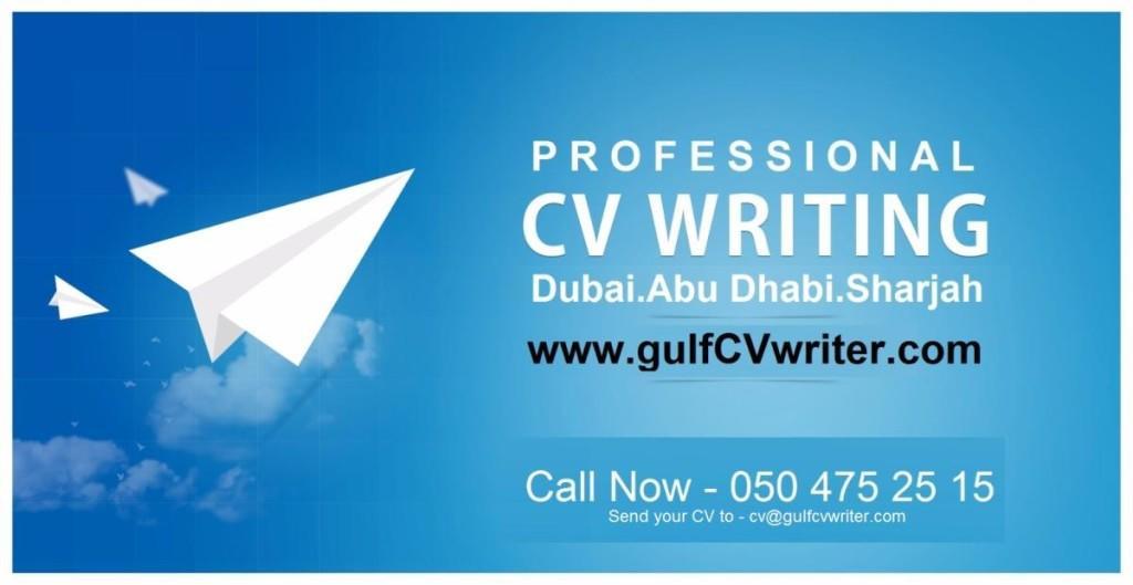 Professional CV Writing Service www.gulfcvwriter.com - Image 1