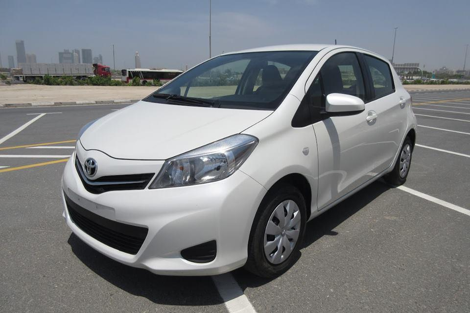 TOYOTA YARIS 2014 HATCHBACK FOR SALE