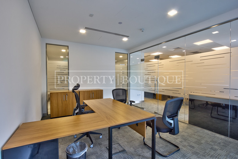 Fully Furnished Office   EFT North DIFC - Image 8