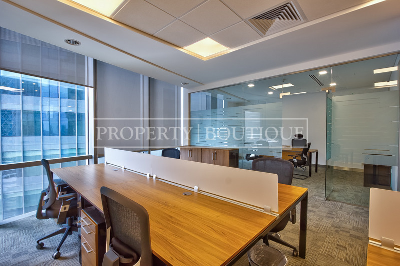 Fully Furnished Office   EFT North DIFC - Image 5