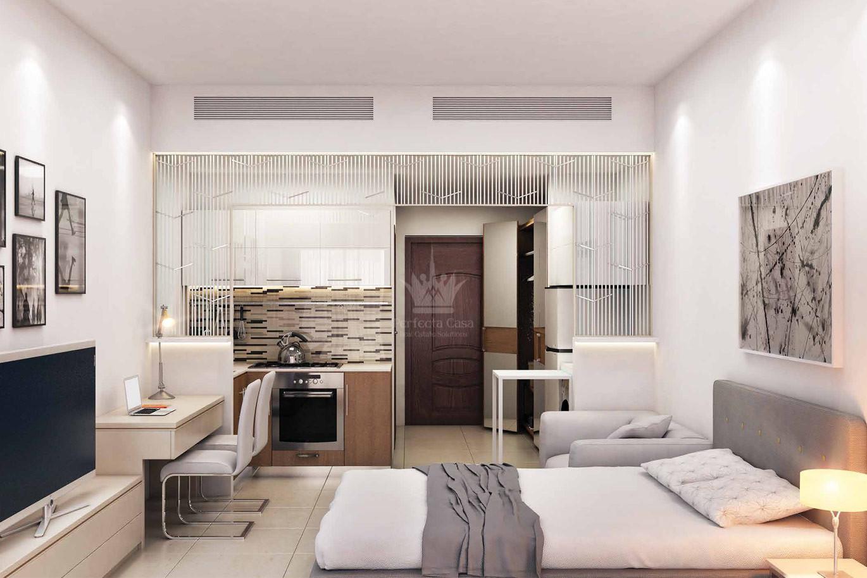 1 Bedroom Serviced Apartment in Al Furjan - Image 3