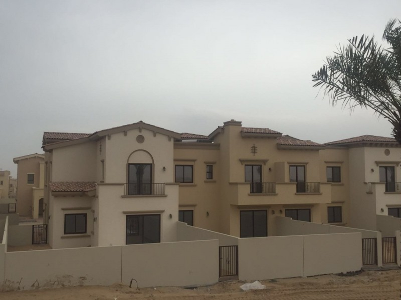 Type 1E Townhouse Single Row in Mira 1 at Reem - Image 4