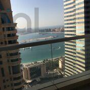 2 BR Apartment w/ Balcony for RENT in Sulafa Tower, Dubai Marina - Image 1