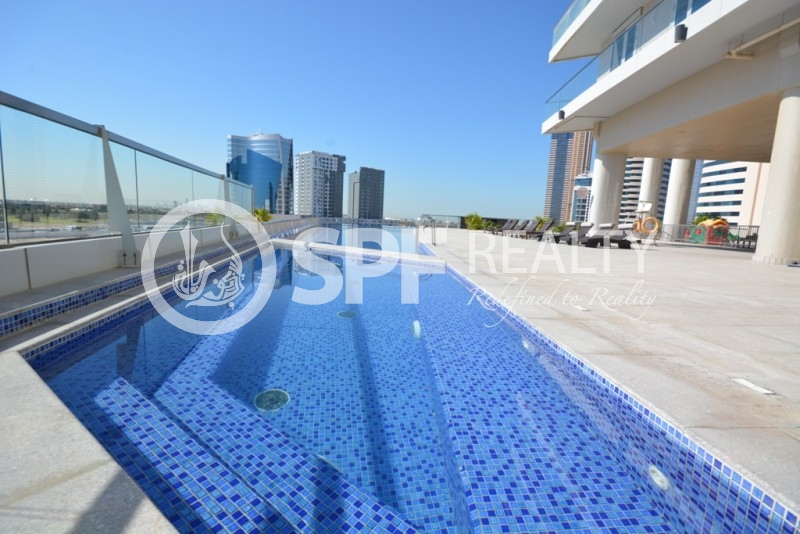 Exclusive Apt with Study in U-bora Tower Business Bay - Image 9