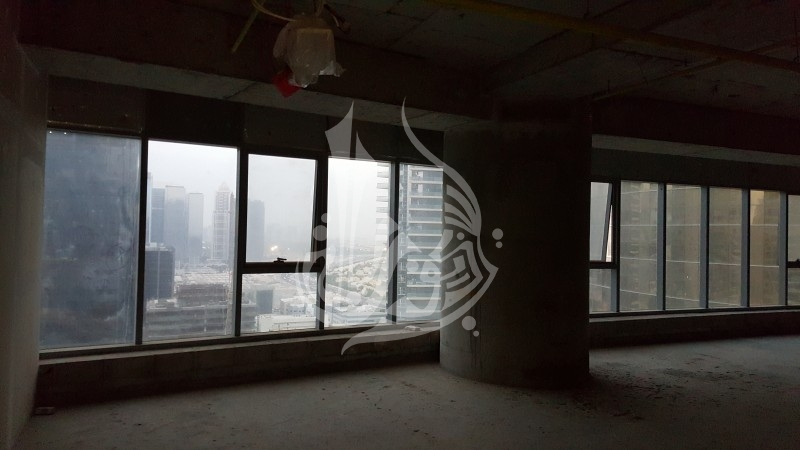 Shell and Core Office Space in JLT Platinum - Image 12