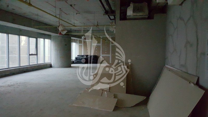 Shell and Core Office Space in JLT Platinum - Image 8